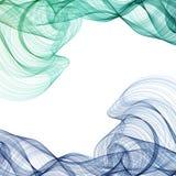 Vat golvenpatroon samen stock illustratie