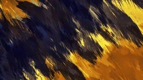Vat kleurrijke waterverfachtergrond samen Behang voor Web en spelontwerp Het art. van de Grungemodder royalty-vrije illustratie