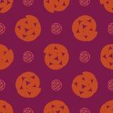Vat naadloos patroon als achtergrond samen Royalty-vrije Stock Afbeeldingen