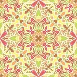 Vat naadloos patroon samen Stock Afbeelding