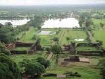 Vat Phu Stock Foto's