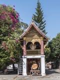 Vat Sensoukharam, Luang Prabang стоковые изображения