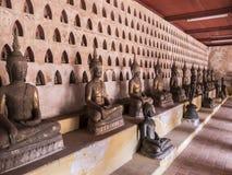 Vat Sisaket, Vientiane royalty-vrije stock fotografie