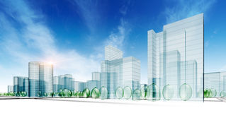 Vat stad samen vector illustratie