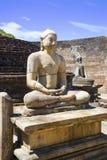 vatadage статуй sri lanka Будды Стоковые Изображения RF
