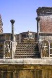 Vatadage, Polonnaruwa, Sri Lanka Royalty Free Stock Image