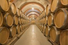 Vaten wijn stock fotografie
