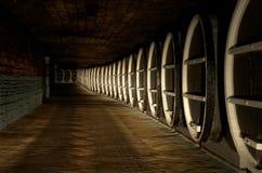 Vaten wijn Royalty-vrije Stock Fotografie