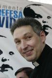 Vater Marcelo Rossi Lizenzfreie Stockbilder
