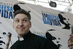Vater Marcelo Rossi Lizenzfreie Stockfotos