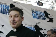 Vater Marcelo Rossi Stockfoto