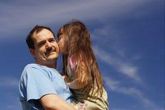 Vater und dother Lizenzfreie Stockfotos