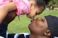 Vater und Kind Lizenzfreie Stockbilder