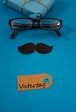 Vatertag - tedesco per il giorno dei fatherFotografia Stock