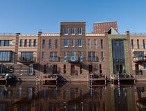 vathorst фасадов Стоковая Фотография
