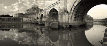 Vatican. Ángel del St. Fotos de archivo