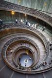 VaticanÂ的博物馆,罗马,意大利 图库摄影