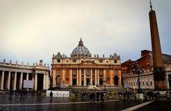 vatican fotografía de archivo