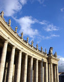 Vatican. In italy Royalty Free Stock Image