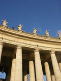 Vatican. Statues Royalty Free Stock Photography