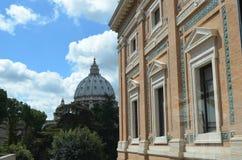 vatican Fotografia Stock Libera da Diritti
