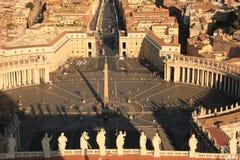 vatican royaltyfria bilder
