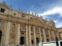 vatican Royaltyfri Fotografi