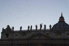 vatican Imágenes de archivo libres de regalías
