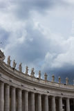 Vatican architecture Royalty Free Stock Images