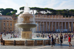 Vatican. Architecture, the structure of the ancient, empire, beauty, power, the power, of greatness Stock Photos