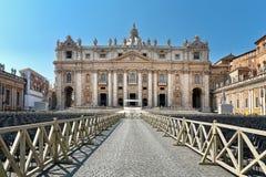 Vatican Basilica Stock Image