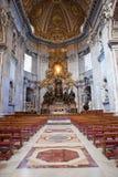 Vatican. Basilika Str.-Peters. stockfoto