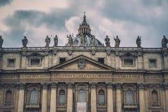 Vatican Building Royalty Free Stock Photos