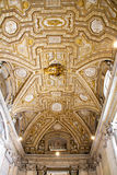 Vatican Ceiling Royalty Free Stock Photos