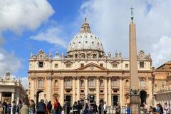Vatican City Royaltyfri Fotografi