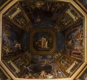 Vatican city ceiling Royalty Free Stock Photo