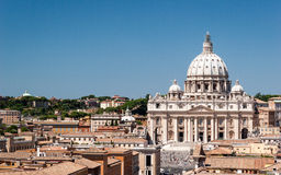 The Vatican City Royalty Free Stock Image