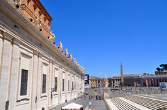 Vatican City, Italy Royalty Free Stock Photography