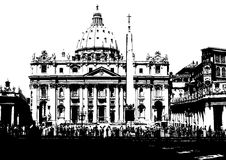 Vatican City Rome Italy Royalty Free Stock Photos