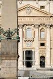 Vatican City, Rome, Italy Royalty Free Stock Photography