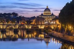 Vatican City - Rome - Italy royalty free stock photography