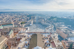 Vatican City in Rome, Italy Royalty Free Stock Image