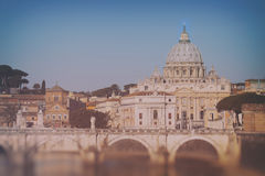 Vatican City, Rome, Italy Stock Images