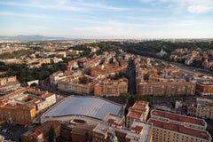 Vatican City Top View Stock Image
