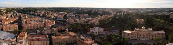 Vatican City Top View Stock Photo