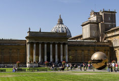 Vatican city view Stock Photography