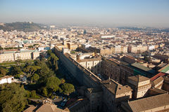 Vatican city, view from St. Peter's Basilica Royalty Free Stock Photography