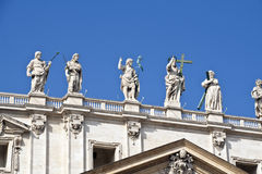 Vatican de Roma, Italia Fotografía de archivo