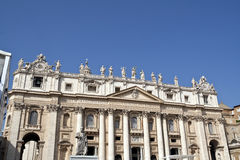 Vatican de Roma, Italy Foto de Stock