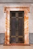 Vatican door Stock Image